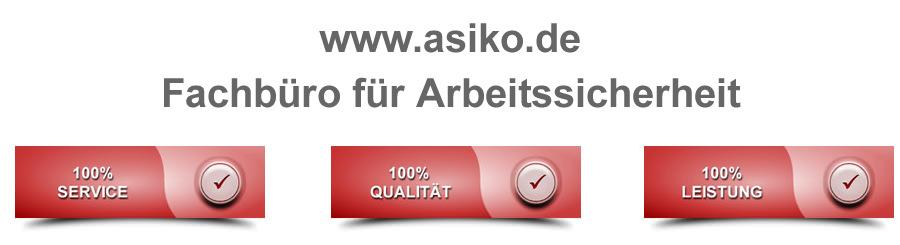 ASIKO - Fachbüro für Arbeitssicherheit